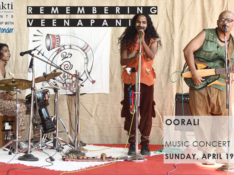Photographer:web   Oorali musical concert at Adishkati