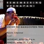 Under the Mangosteen Tree at Adishakti 18th, 19th at 7pm