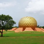 Matrimandir completed