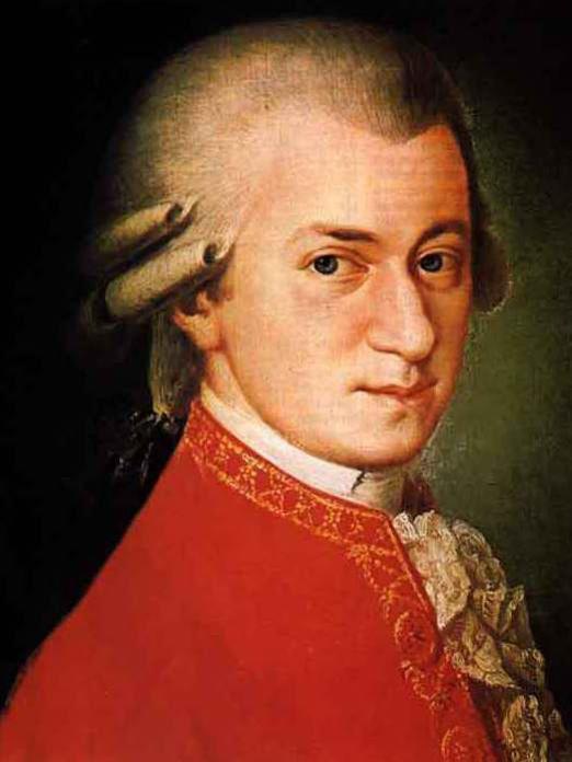 Photographer:www.britannica.com   Mozart