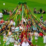 May Day Pole