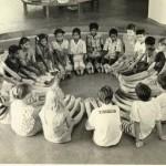 Transitions school around 85