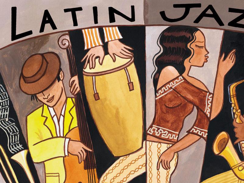Photographer:web | Afro Cuban jazz