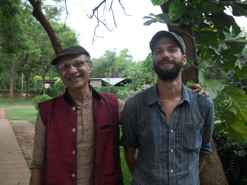 Photographer:renu | Aryadeep and Felix - note the grey skies in May!