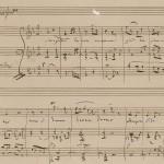 Music Notes by Gaetano Donizetti