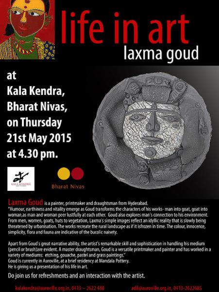 Photographer:Barbara | Life in ARt, Kala Kendra, today at 4.30pm
