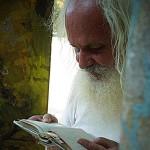 Martin reading