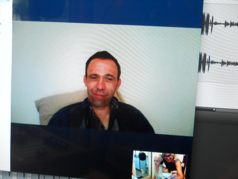 Photographer:Renu | Boris joined us from France via Skype