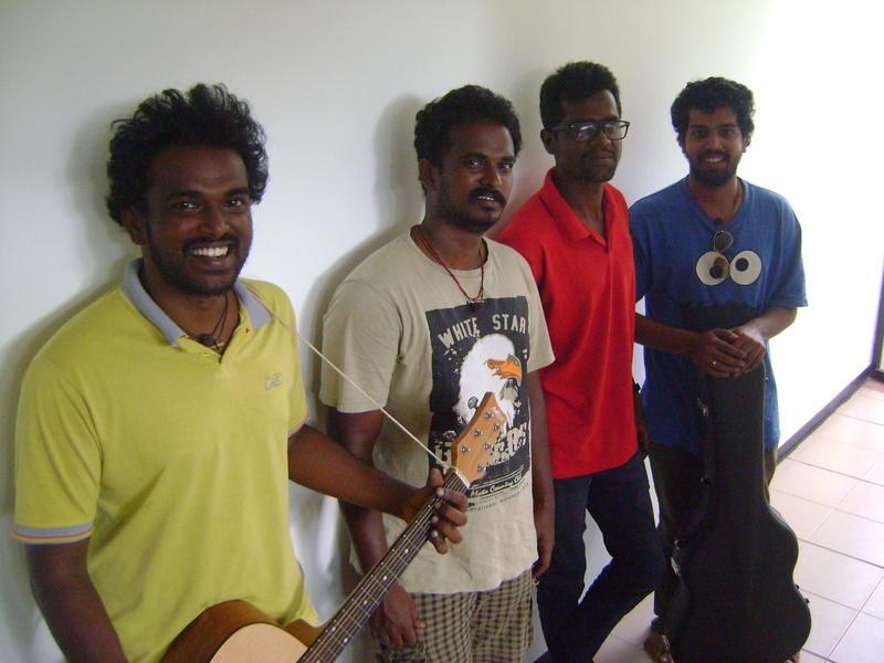 Photographer:Jossie | Jhanu, Bharath, Pradeep Kanthan, Pradeep Kumar