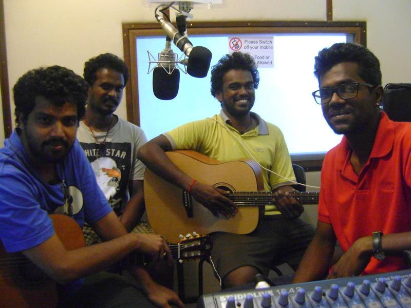 Photographer:Jossie | Pradeep Kumar, Bharath, Jhanu, Pradeep Kanthan