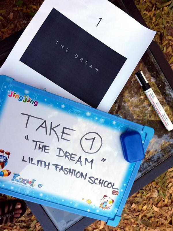 Photographer:Lilith Fashion School | Movie Take