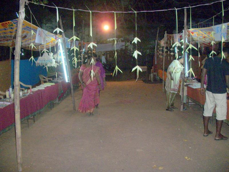 Photographer:Balu -2013 Archives | street stalls at festival ground