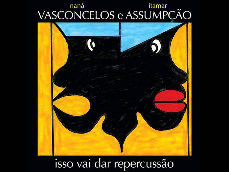 Photographer:web | Nana Vasconcelos and Itamar Assumpção
