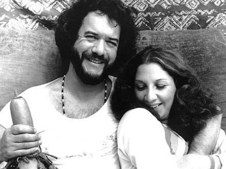 Photographer:web | Airto Moreira and Flora Purim