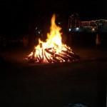 Fire Walking today at 6pm at Sanjeevinagar Temple Festival