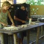 <b>Banana Stem Workshop at Solitude</b>