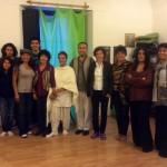 <b>Auroville presentation in Mexico</b>