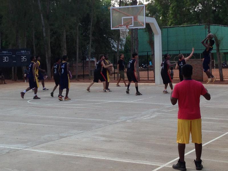 Photographer:Marie | Basketball Tournament 2015