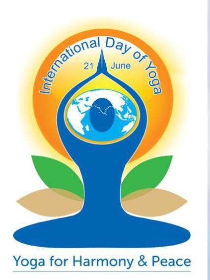 Photographer:web | International Day of Yoga