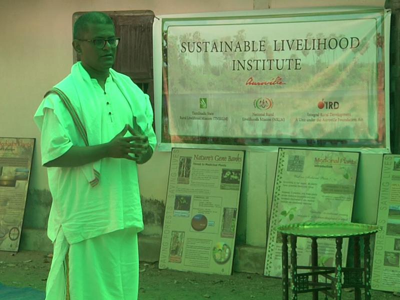 Photographer:web   Ramasubramanian at inauguration of SLI in March 2015