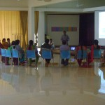 participants of two day program of SLI for development of rural areas