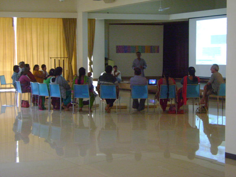 Photographer:Meera | participants of two day program of SLI for development of rural areas