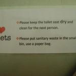 I Love Toilets