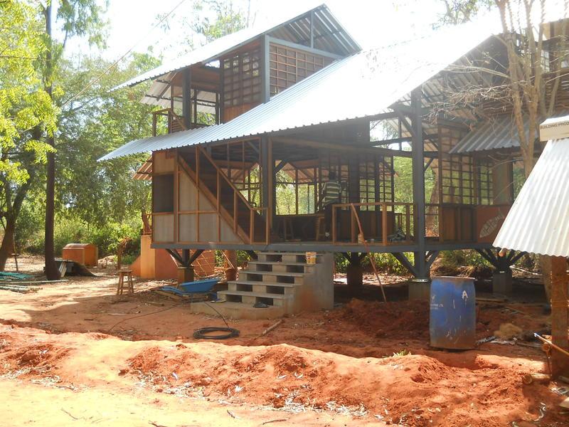 Photographer:Renu | The new school building