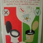 WasteLess & EcoFemme teams addressing  sanitary waste and its management