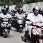 Mandatory Bike Helmet of ISI certificat  in TN since 1st of July