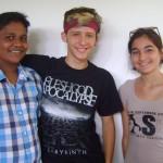 Rishi, Luca, Aloe