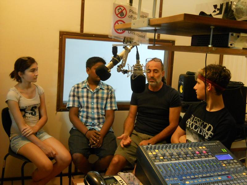 Photographer:Renu | Aloe, Rishi, Andrea and Luca