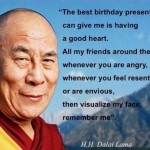 His Holiness the 14th Dalai Lama - Happy 80th Birthday