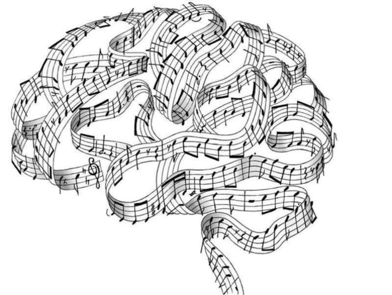 Photographer:web; lasxmandan.blogspot.in | Music and the Brain