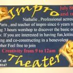Impro workshop