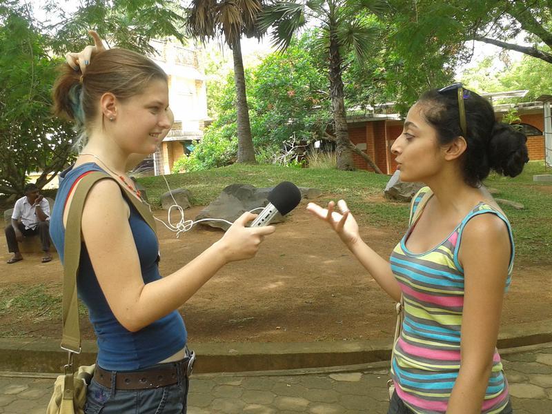 Photographer:Edo   Describing Aurovilles uniqueness
