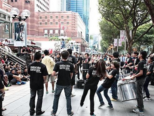 Photographer:web | Batukata parade