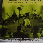 Capoeira classes in Auroville