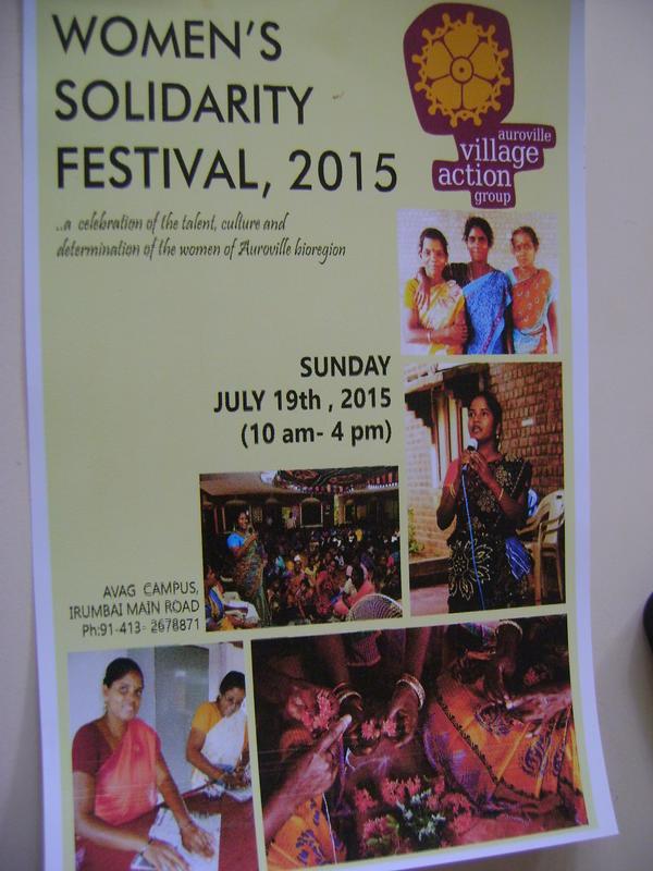 Photographer:Amadea | Women's Solidarity Festival Sunday 19ty at 10am at Irumbai, AVAG