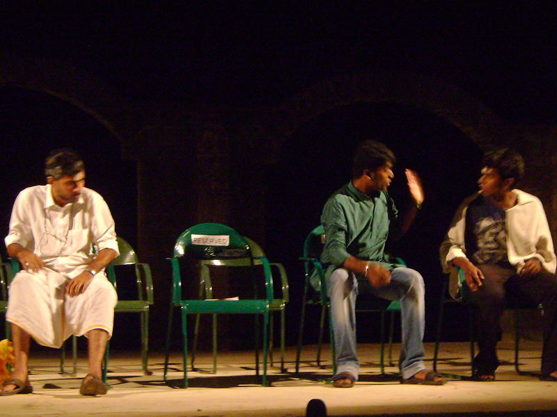 Photographer:Zaria | Anuraag Vikram Kate,  Ashwin Vignesh Raman, Reuben Jacob Ninan