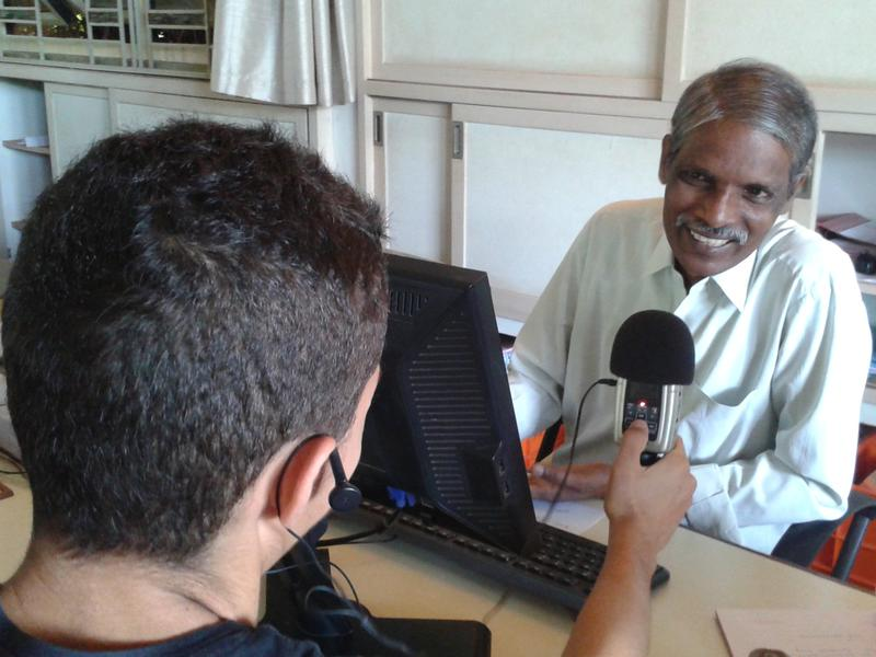 Photographer:Auroson   Edo interviews Moghan