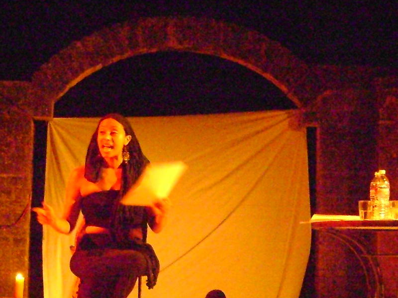 Photographer:Zoya | poetry recital Revealing the Self at Visitor's Centre