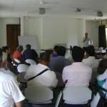 presentation of detailed development plan of residental zone 1&2