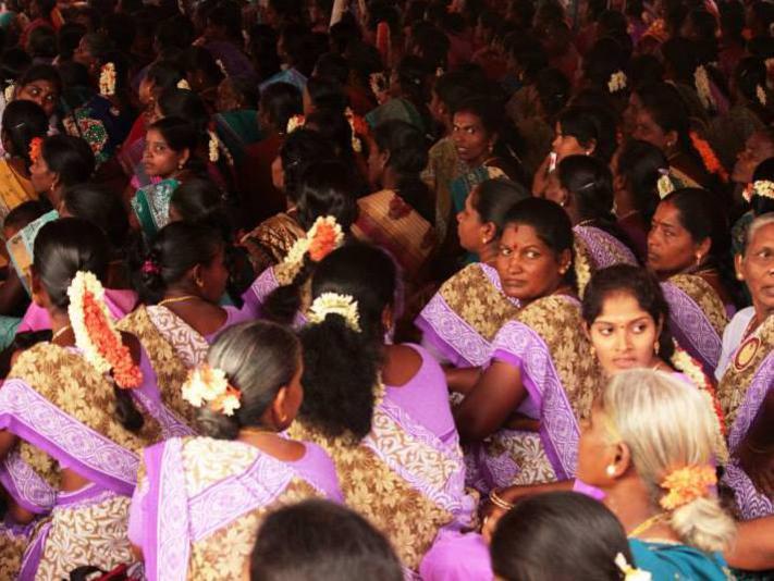Photographer:Auroville Village Action | Women's Solidarity