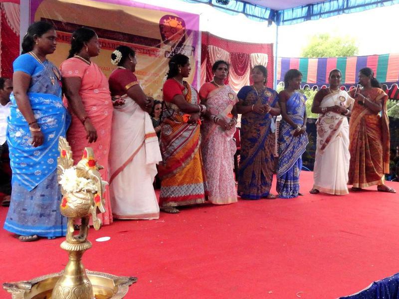 Photographer:Auroville Village Action | - Women's Solidarity Festival