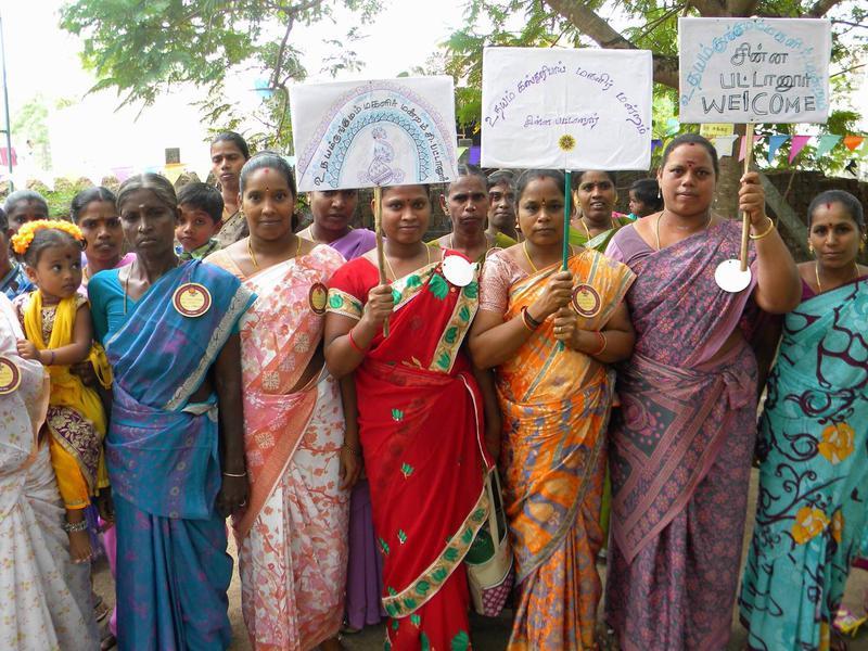 Photographer:Auroville Village Action | Welcome