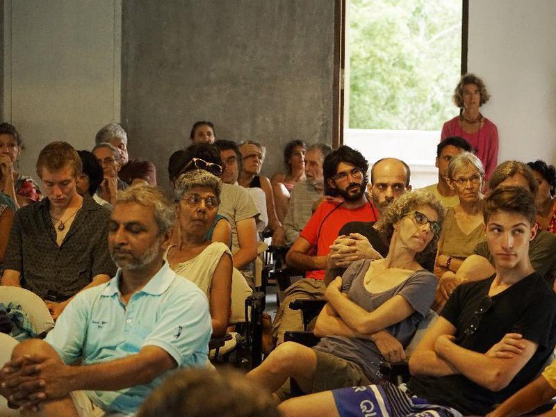 Photographer:Giorgio Molinari | Participants July 21 2015