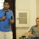 Lalit and Michael are part of the ACI team