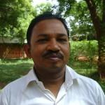 Ramachandra working for Blue Light