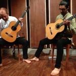Guitar Duo at Cripa